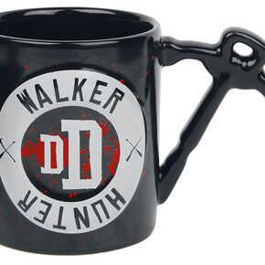 The Walking Dead Crossbow 3D Mug noir