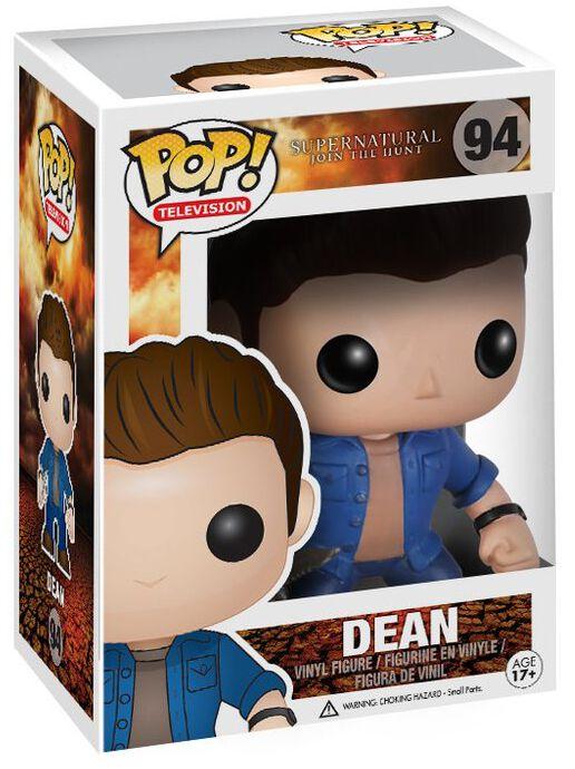 Image of   Supernatural Dean Vinyl Figures 94 Samlefigur Standard