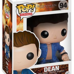 Figurine Pop! Vinyl Dean Supernatural