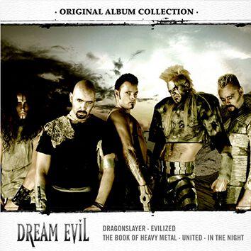 Dream Evil Original Album Collection: Discoveri...
