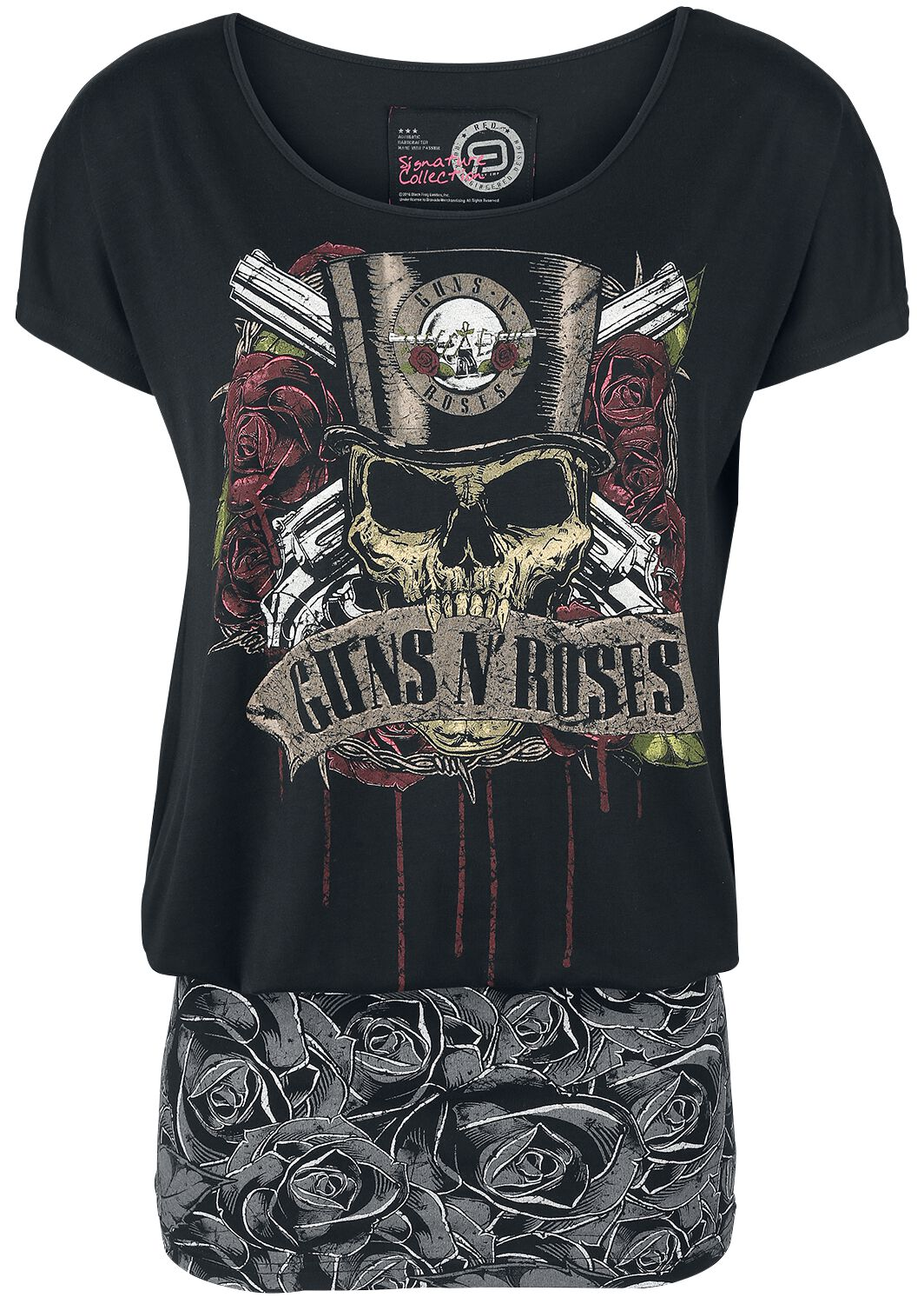 Image of   Guns N' Roses EMP Signature Collection Kjole sort