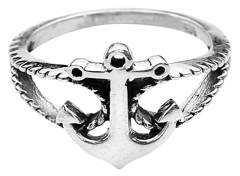 Marki - Pierścienie - Pierścień etNox Anchor Pierścień standard - 338665