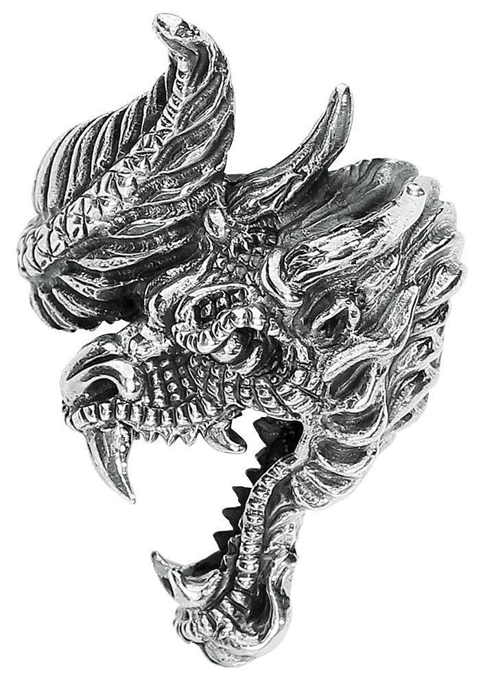 Marki - Pierścienie - Pierścień etNox Premium Evil Dragon Pierścień standard - 338683