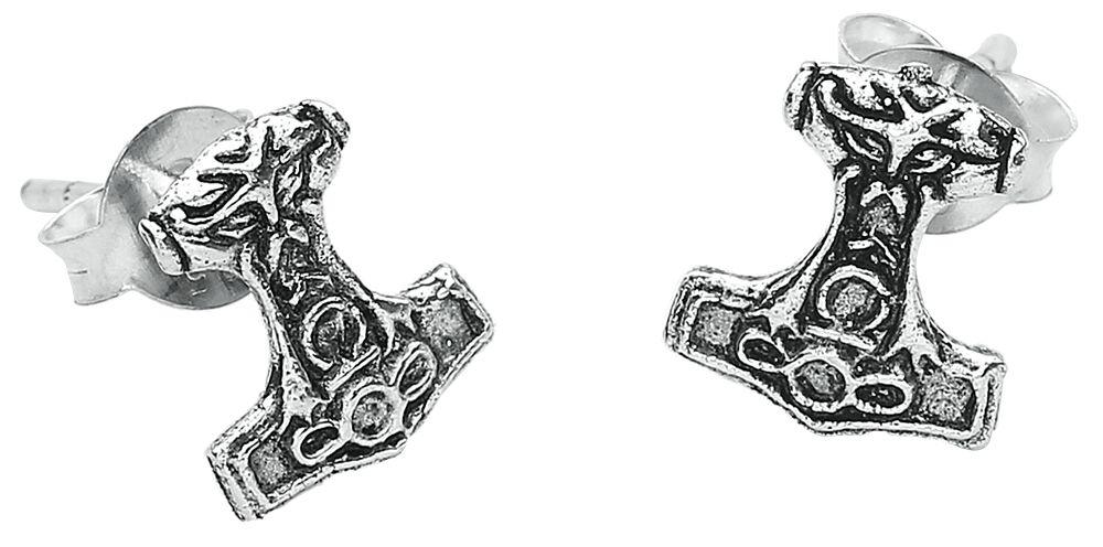 Basics - Kolczyki - Kolczyki - Earpin Thor's Hammer Kolczyki - Earpin standard - 338709