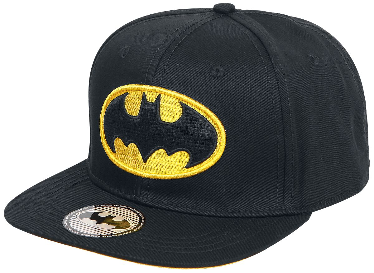 Image of   Batman Logo Snapback Cap sort