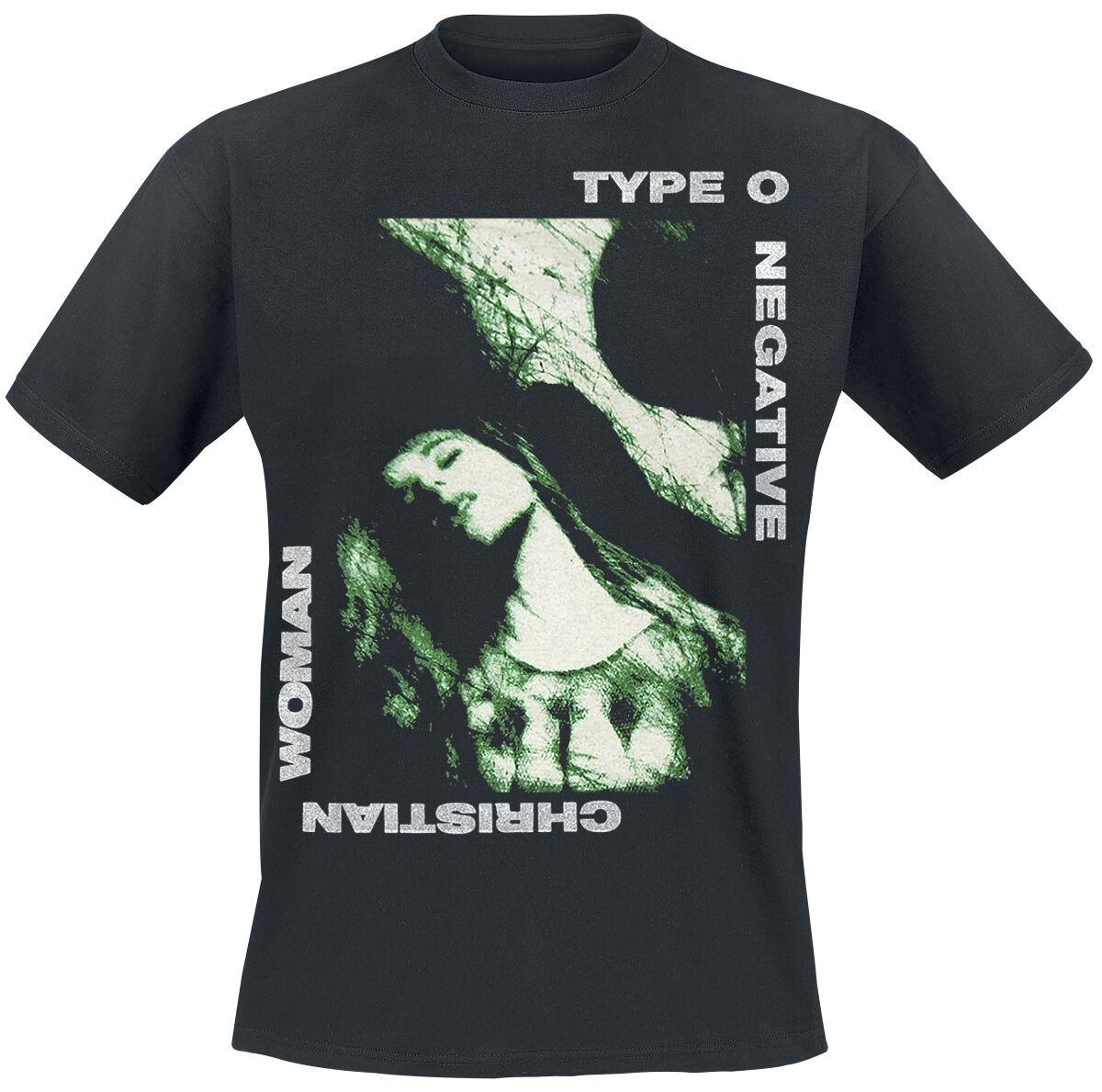 Zespoły - Koszulki - T-Shirt Type O Negative Christian Woman T-Shirt czarny - 339072