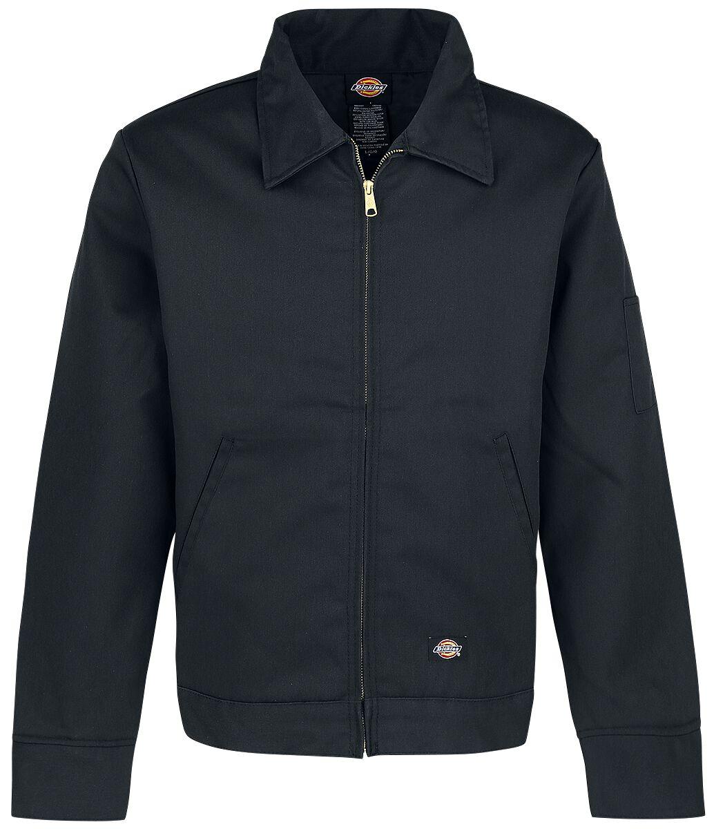 Image of   Dickies Unlined Eisenhower Jacket Jakke sort