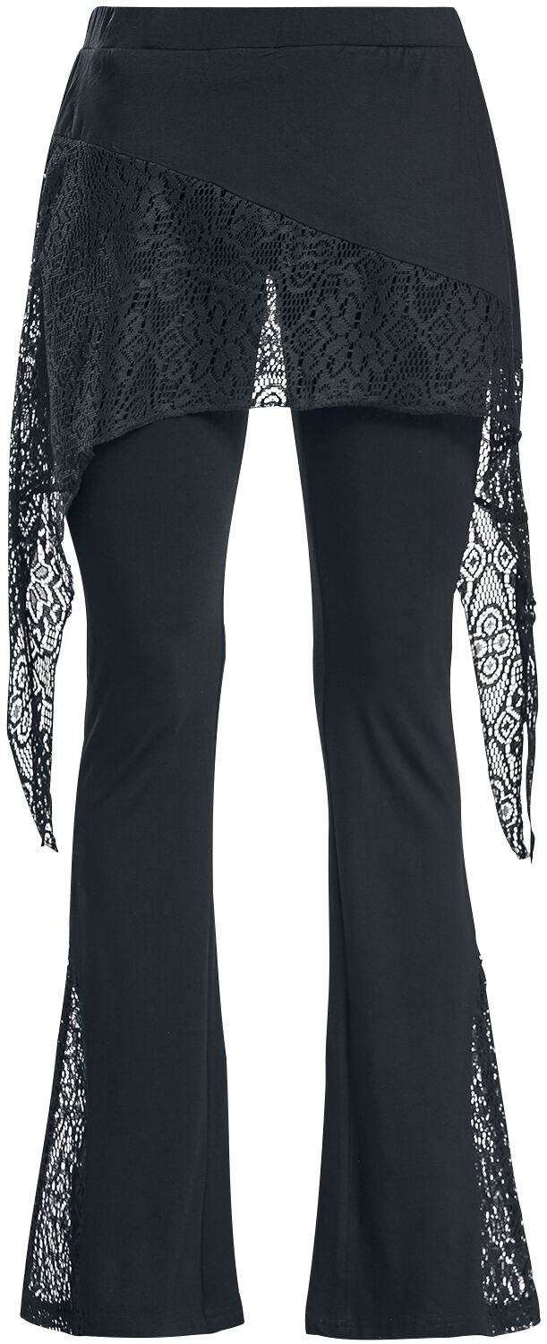 Image of   Gothicana by EMP Angels Fall First Leggings sort