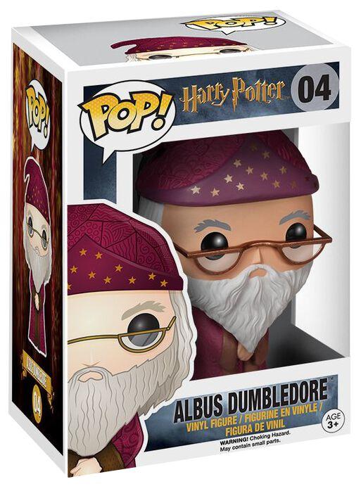 Harry Potter Figurine En Vinyle Albus Dumbledore 04 Figurine de collection Standard