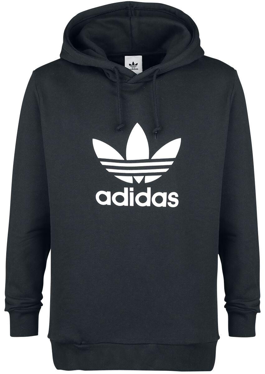 Image of   Adidas Originals Trefoil Hoodie Hættetrøje sort