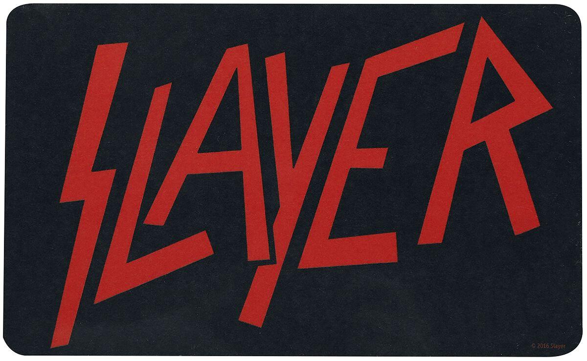 Image of   Slayer Logo Smørebræt Standard