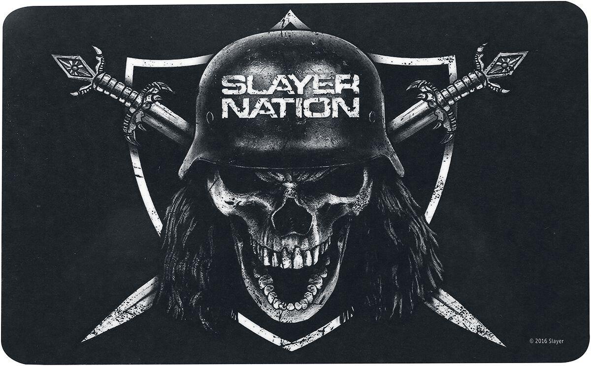 Image of   Slayer Slayer Nation Smørebræt Standard