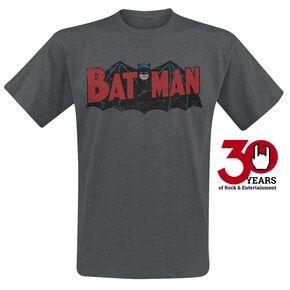 T-Shirt Homme DC Comics Retro Batman Bane - Gris - S - Gris