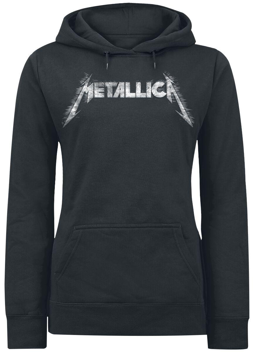 Metallica Spiked - Frauen - schwarz