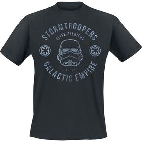 Star Wars Rogue One - Stormtroopers Elite Soldiers T-shirt noir