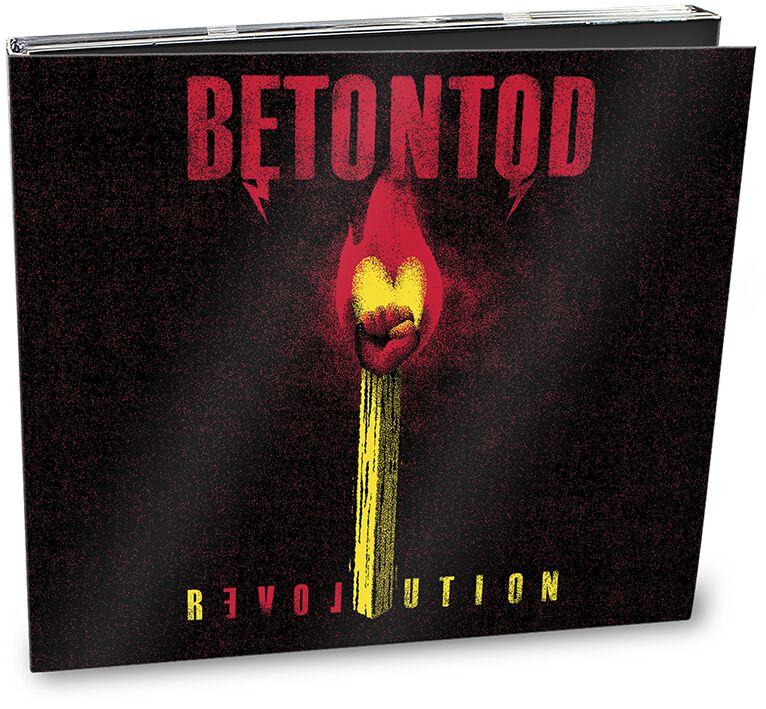 Betontod Revolution CD Standard