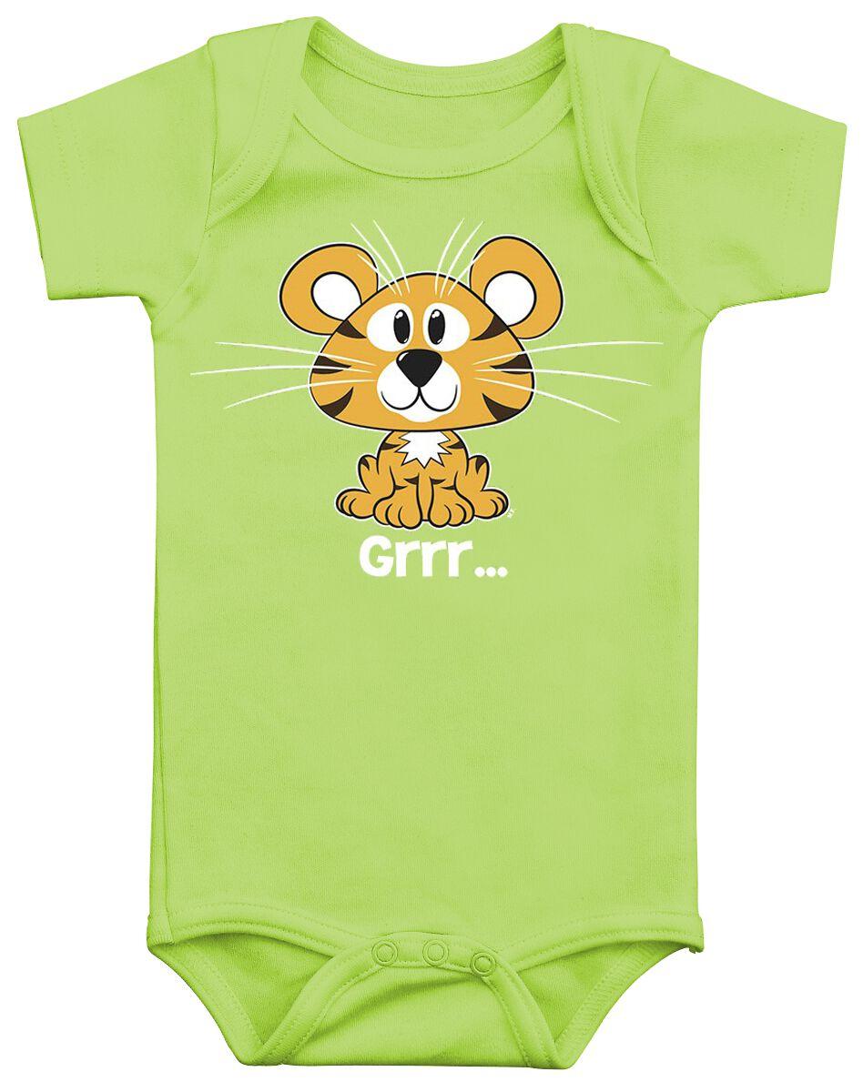 Fun Shirts - Odzież dziecięca i niemowlęca - Body Grrr... Body jasnozielony - 340915
