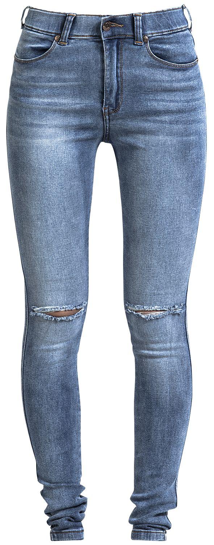 Marki - Spodnie długie - Jeansy damskie Dr. Denim Lexy Jeansy damskie niebieski - 340960