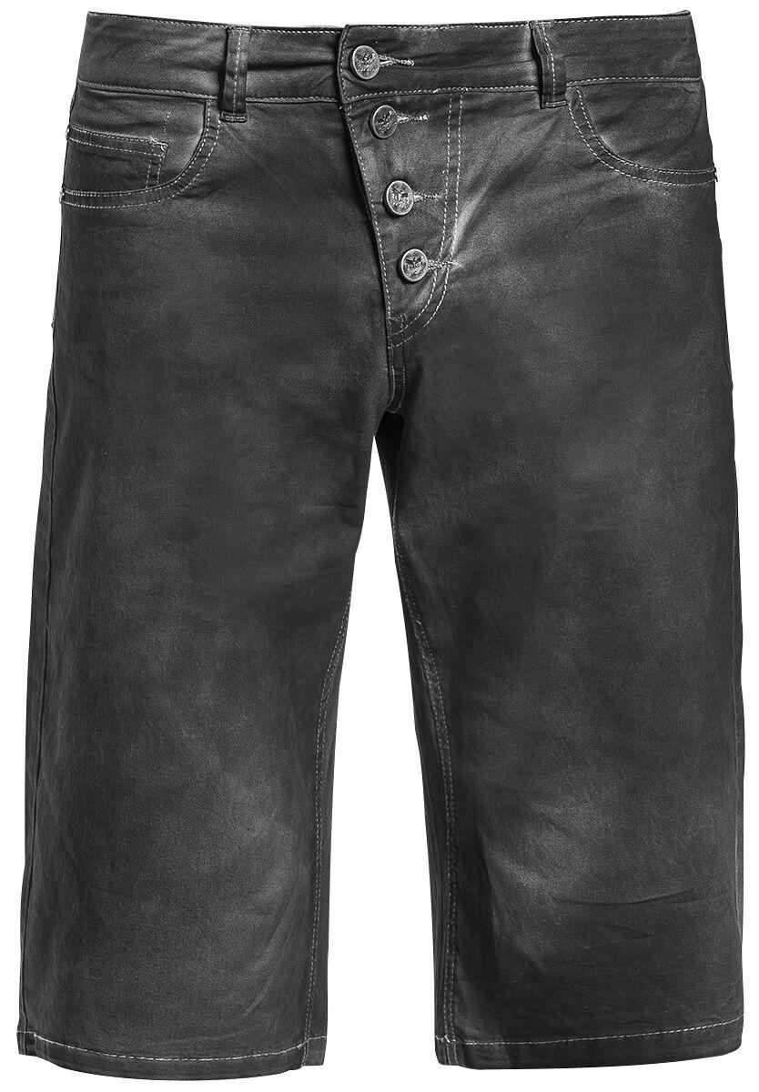 Image of   Black Premium by EMP Boyfriend Shorts Girlie shorts antracit