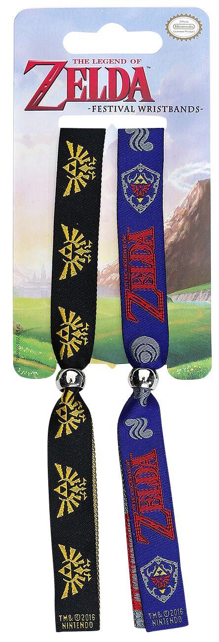 Image of   The Legend Of Zelda Festival wristbands Armbånd Standard