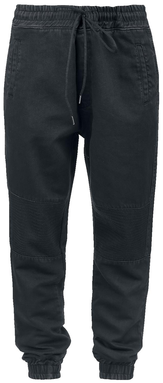 Fashion Victim Jogger Jeans Spodnie damskie czarny