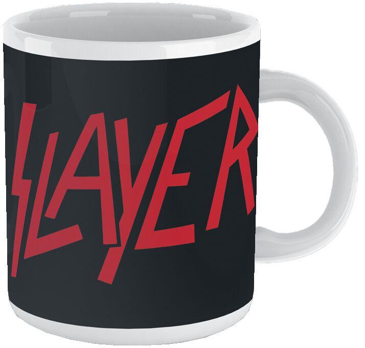 Image of   Slayer Logo Krus sort