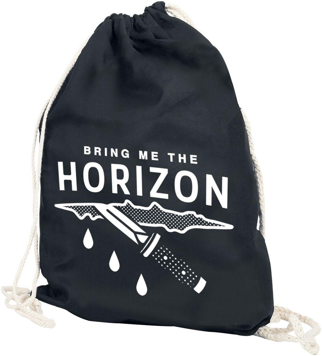 Image of   Bring Me The Horizon Wound Gymnastiktaske sort
