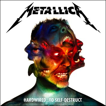 Image of   Metallica Hardwired...to self-destruct 2-CD standard
