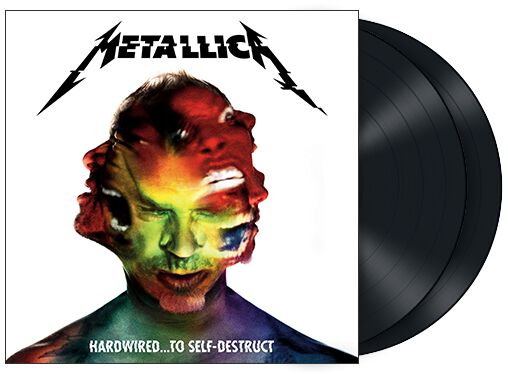 Image of   Metallica Hardwired...to self-destruct 2-LP standard