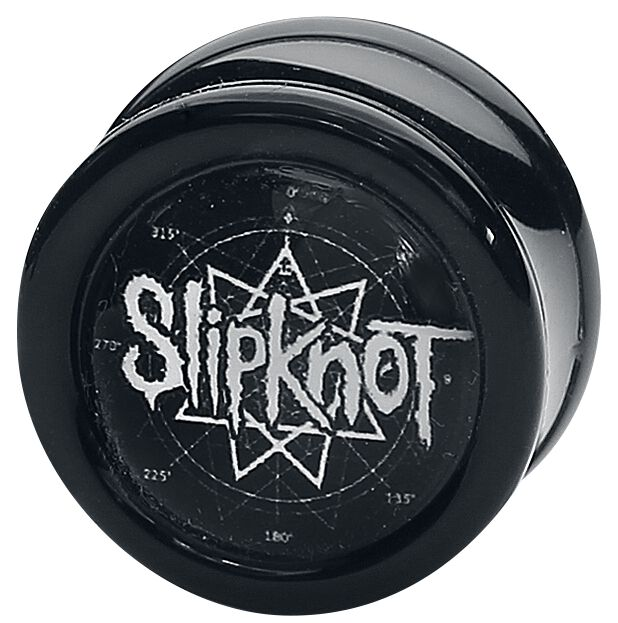 Image of   Slipknot Nonagram Logo Plugs sort