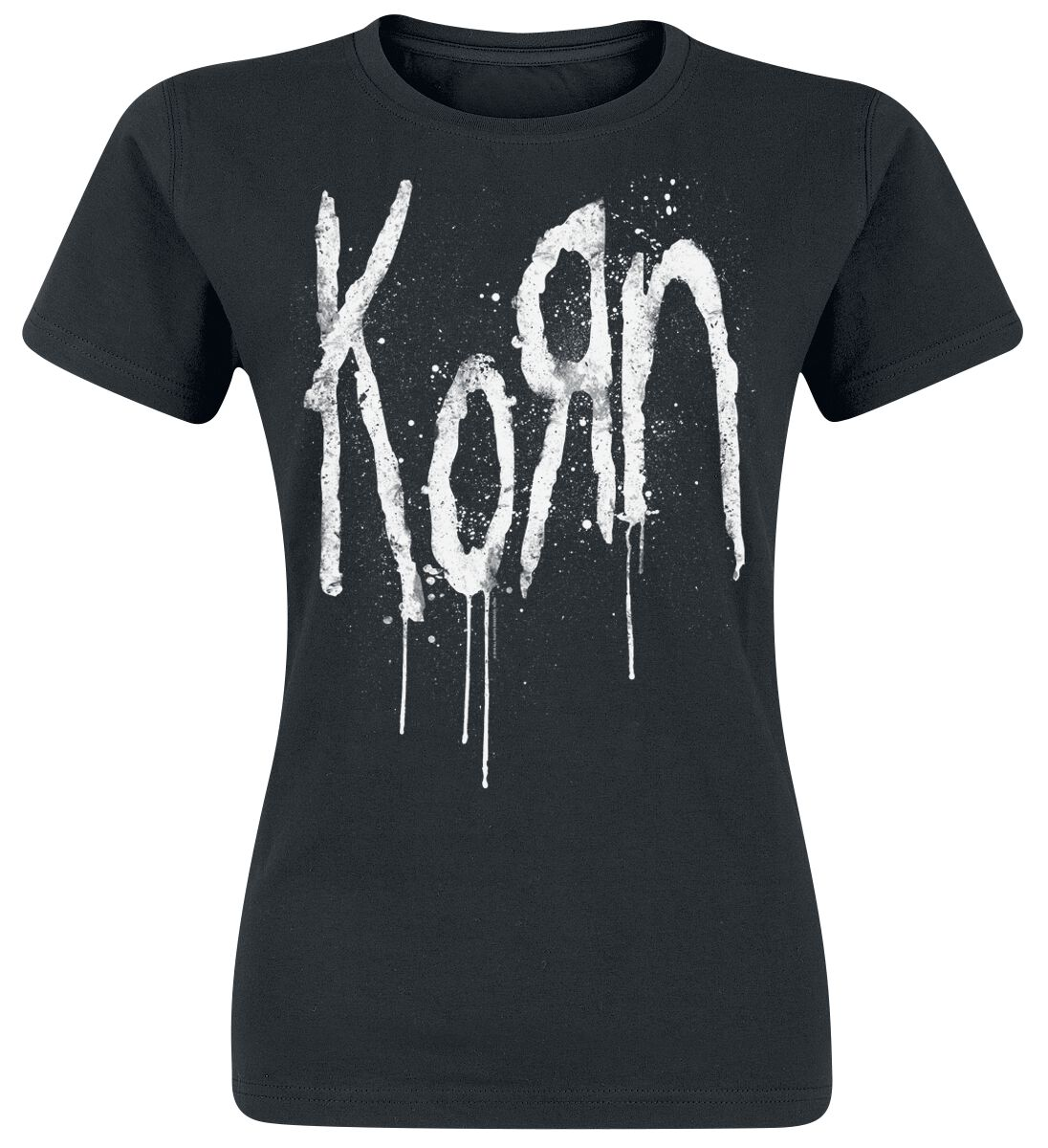 Image of   Korn Still A Freak Girlie trøje sort
