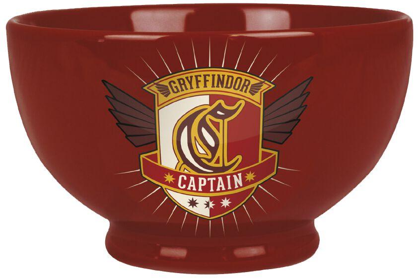 Image of   Harry Potter Gryffindor Captain Dyb tallerken Standard