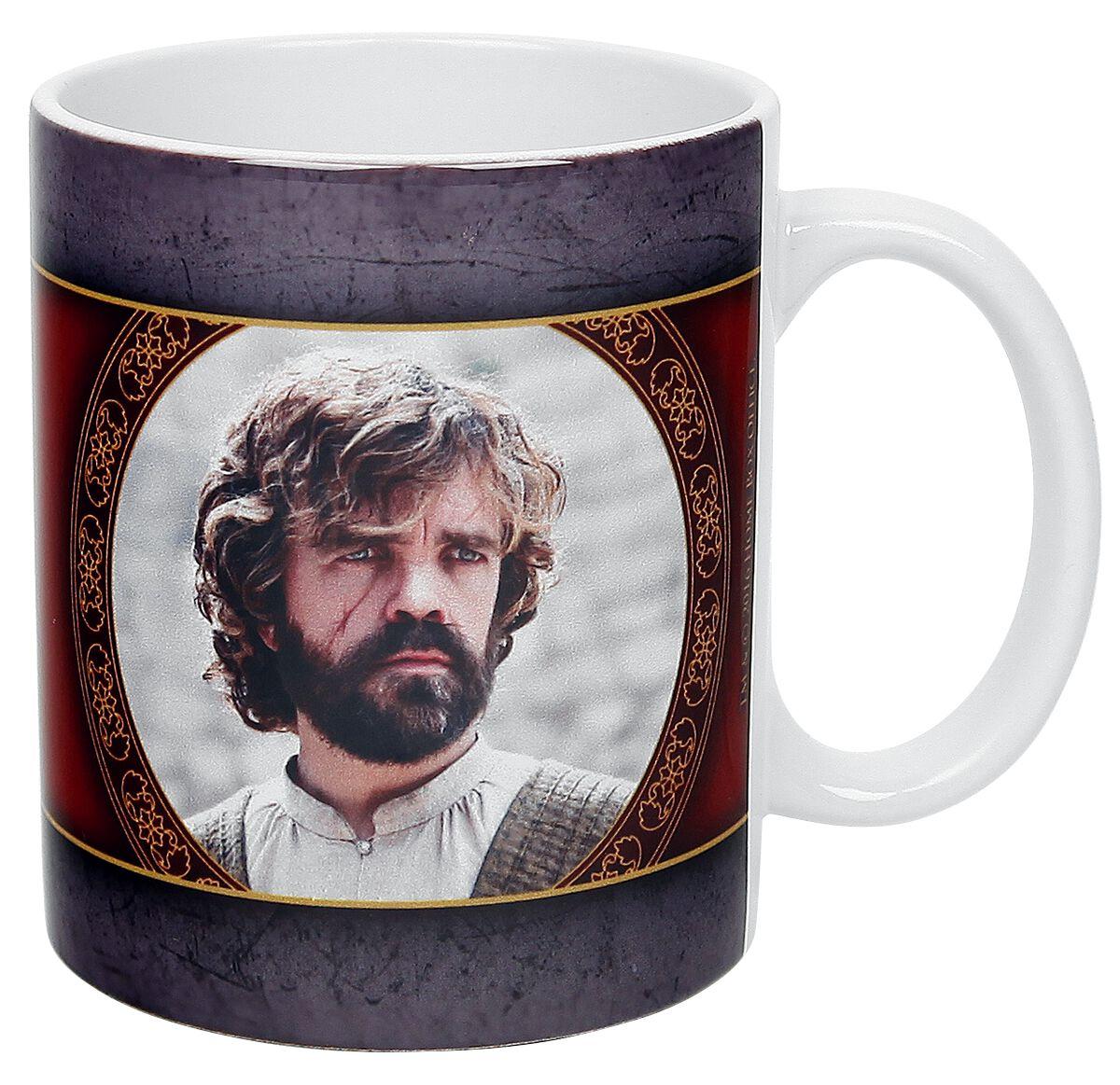 Image of   Game Of Thrones Drunk Tyrion Lannister Keramisk krus Standard