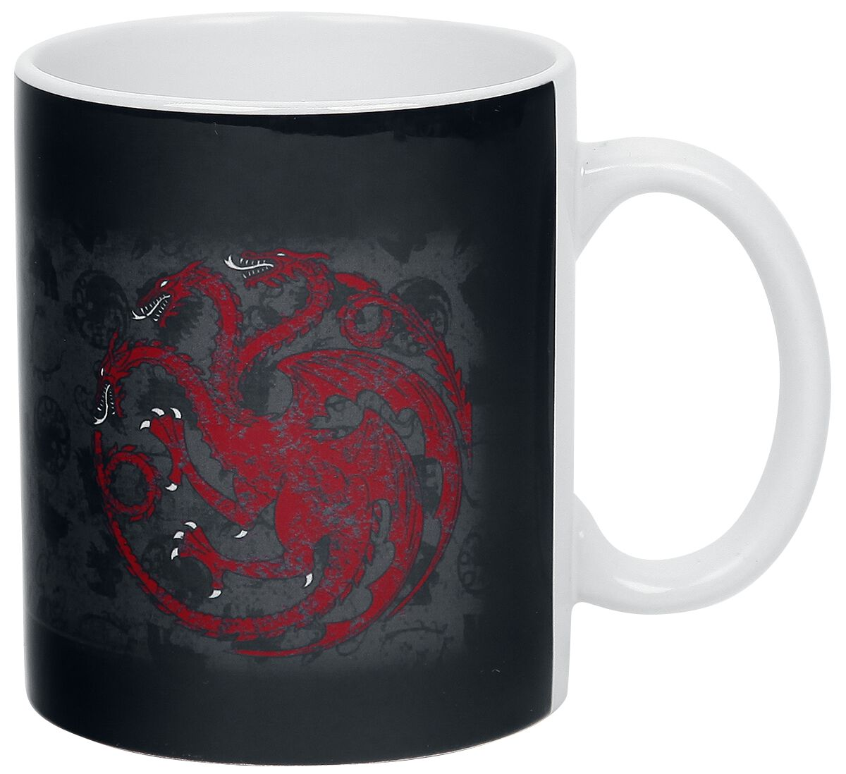 Image of   Game Of Thrones Daenerys Targaryen - Fire & Blood Keramisk krus Standard