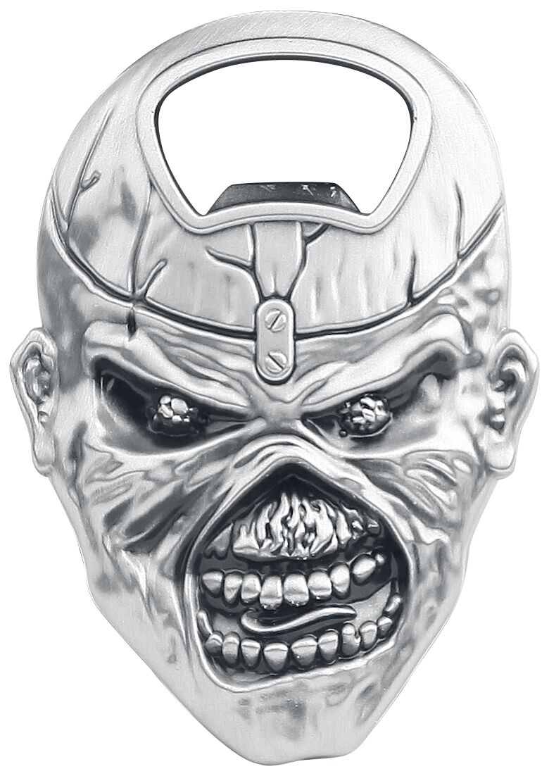Image of   Iron Maiden Eddie Oplukker Standard
