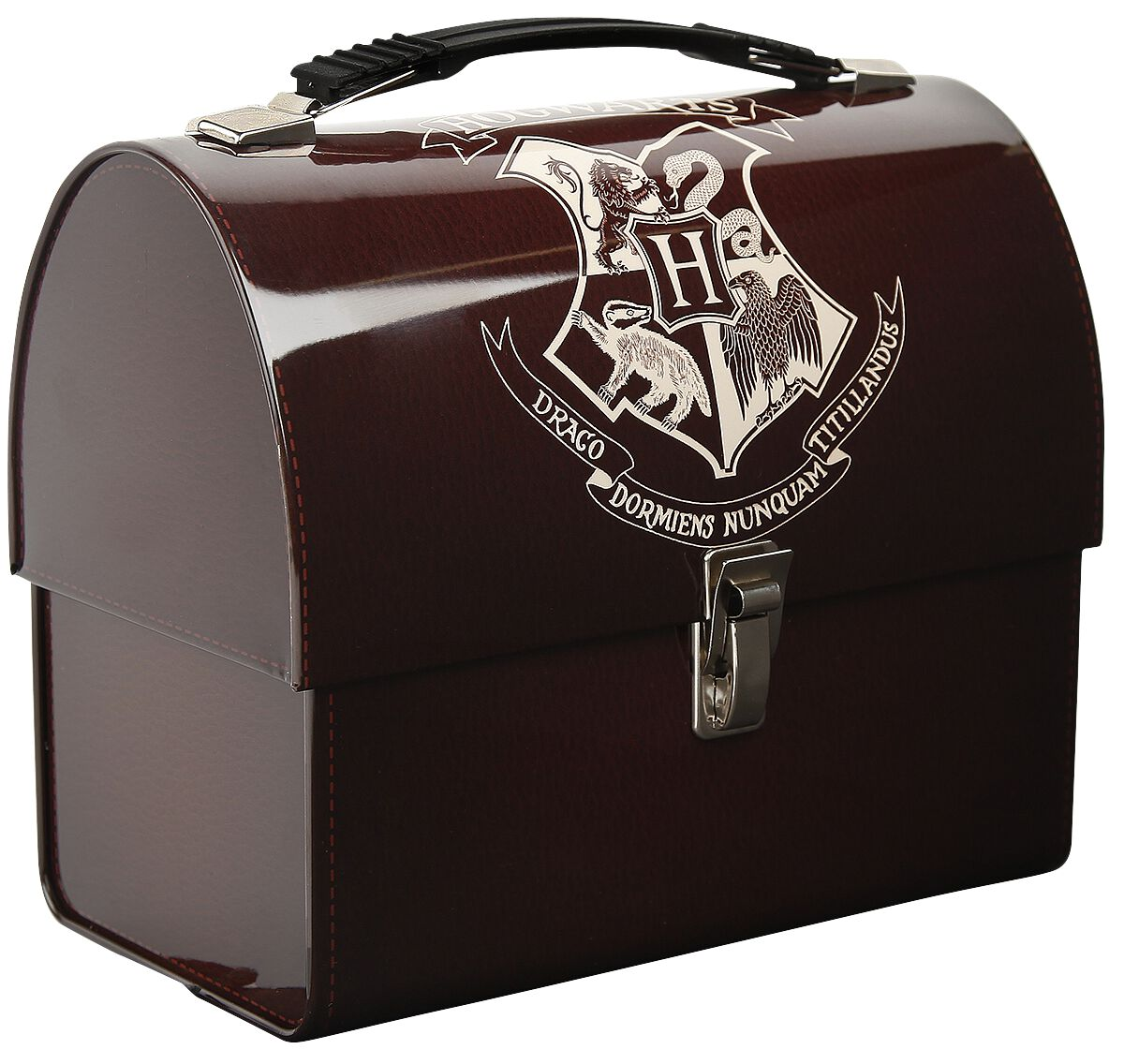 Image of   Harry Potter Gryffindor Crest Madkasse brun