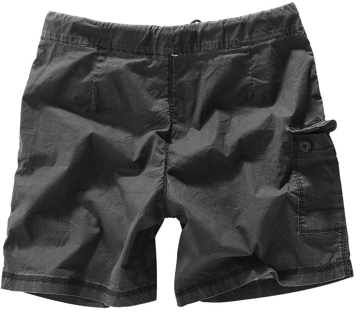 Marki - Odzież kąpielowa - Kąpielówki Doomsday Skull Shorts Kąpielówki szary - 342972