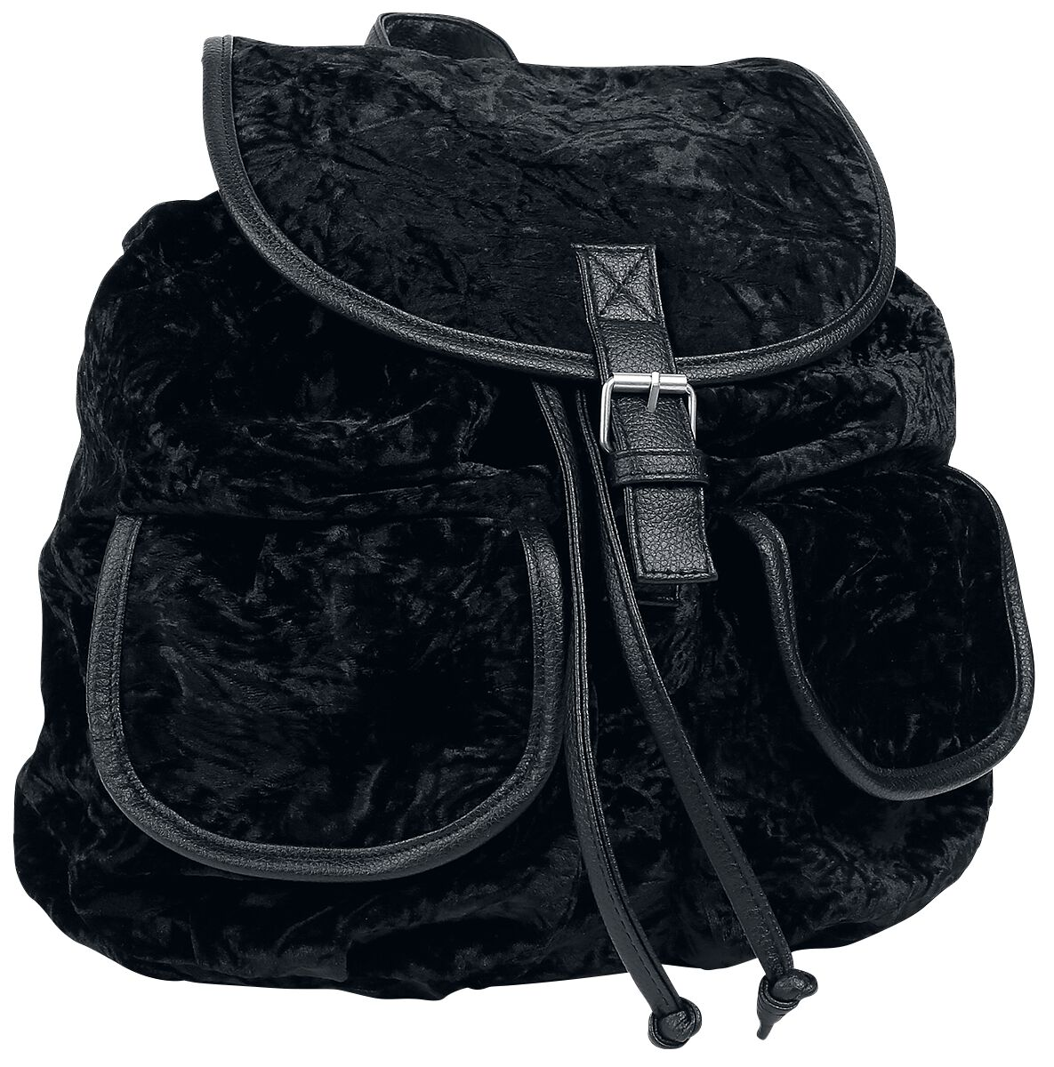 Image of   Gothicana by EMP Curly's Backpack Rygsæk sort