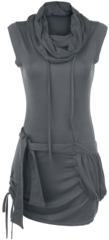 Image of   Forplay High Neck Dress Kjole koks