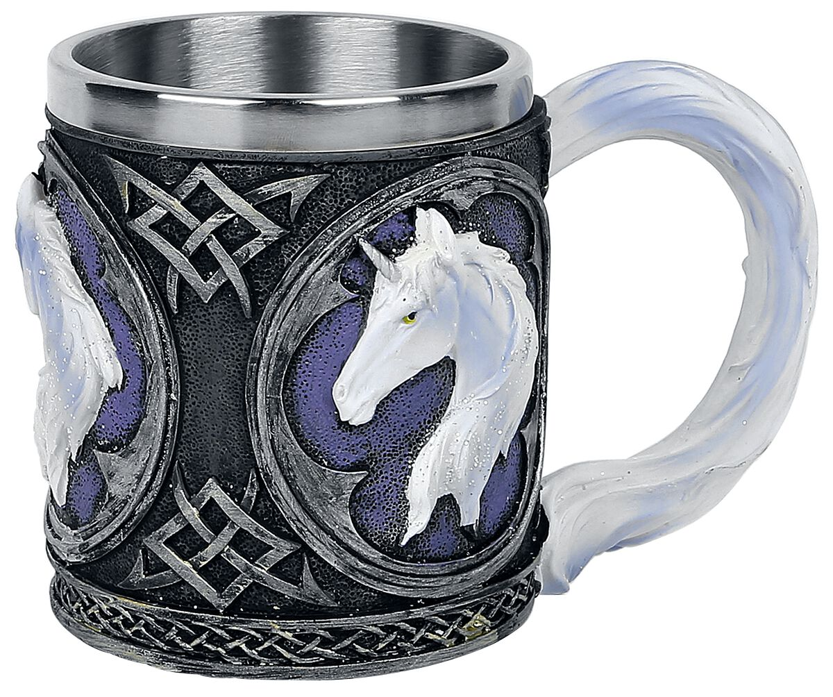 Image of   Nemesis Now Unicorn Tankard Krus Standard