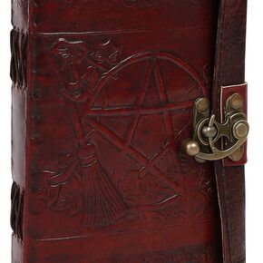 Nemesis Now Pentagram Cahier rouge