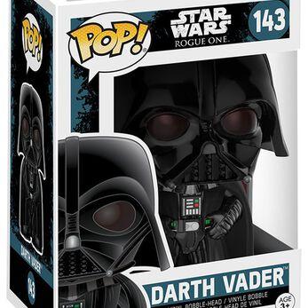 Figurine Pop! Star Wars: Rogue One Dark Vador