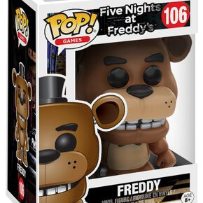 Figurine Pop! Freddy Five Nights at Freddy's
