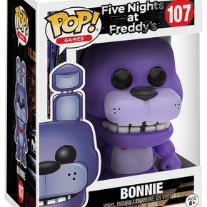 Figurine Bonnie Five Nights at Freddy's Funko Pop!