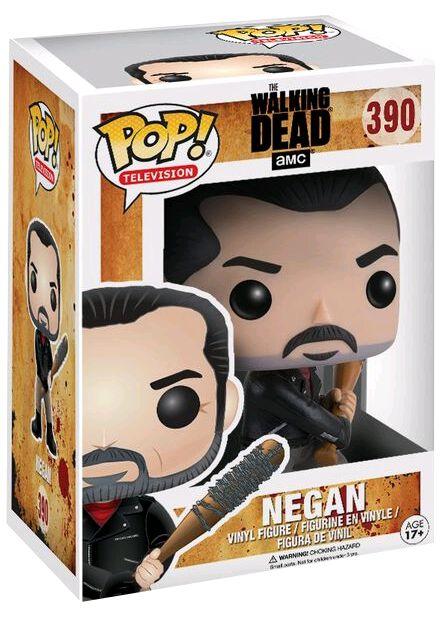 Image of   The Walking Dead Negan Vinyl Figure 390 Samlefigur Standard