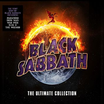 Image of   Black Sabbath The ultimate collection 2-CD standard