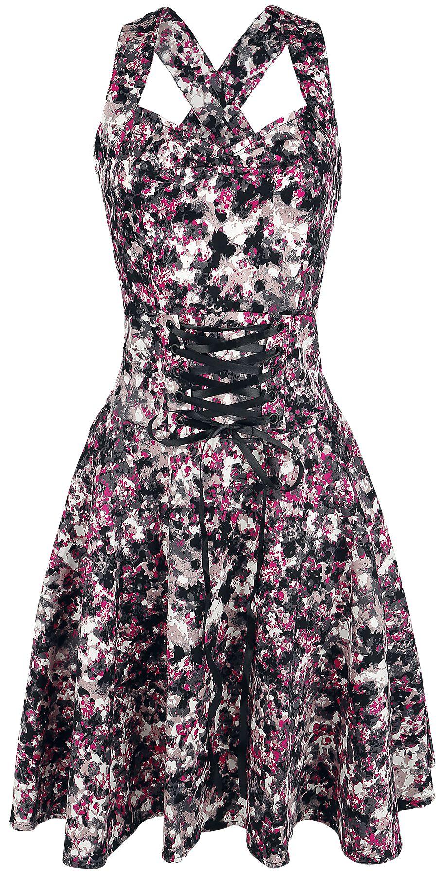 Rockabella Diva Dress Kleid multicolor
