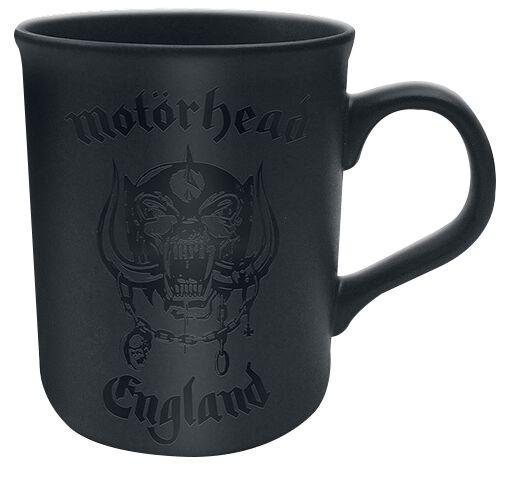 Image of   Motörhead England Krus matsort