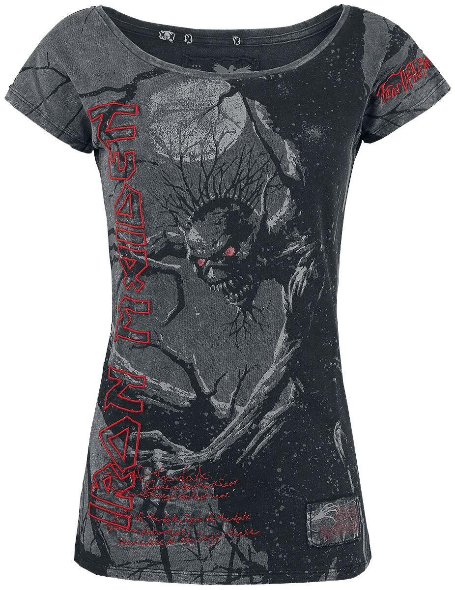 Image of   Iron Maiden EMP Signature Collection Girlie trøje koks