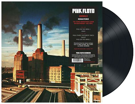 Image of   Pink Floyd Animals (2016 Edition) LP standard